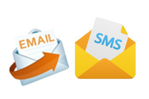 Email & SMS Service