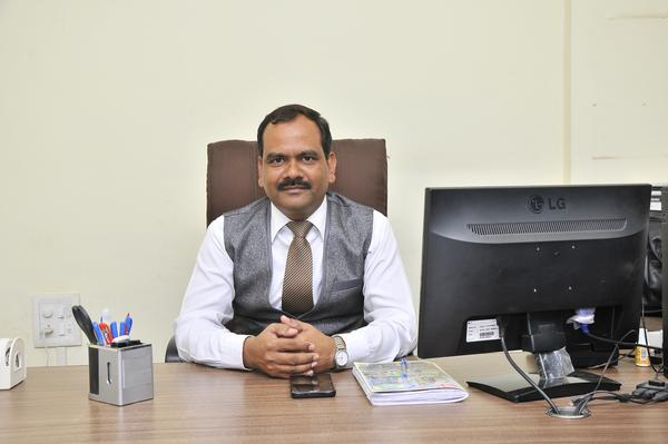 Mr. Vilas C. Hargude, Managing Director.